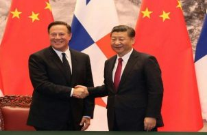 Panamá y China firmaron 19 acuerdos que no son conocidos por la opinión pública. Foto: Panamá América.
