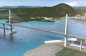 Es casi un hecho que la Línea 3 se separará del Cuarto Puente sobre el Canal de Panamá, lo que incidiría hasta en el trayecto de la obra que construye un consorcio chino. Cortesía