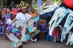 Un año del reconocimiento de la Unesco a la Cultura Congo.  Fotos: Cortesía MICI/MiCultura