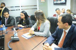 La ministra Markova Concepción espera que el pago se pueda realizar antes del 27 de diciembre. /Cortesía