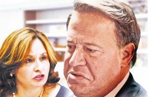 La procuradora saliente Kenia Porcell le pidió a Juan Carlos Varela que la ayudara a nombrar a su hermana en un buen puesto en el Gobierno, revelan las conversaciones de Varelaleaks.