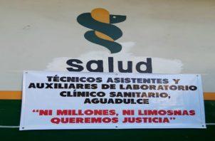 No habrán medidas en contra de quienes participaron en la huelga./Cortesía