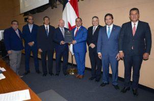 La aprobación de los cargos de la AMP y la Cadena de Frío se dieron en sesiones extraordinarias. Foto/Asamblea Nacional