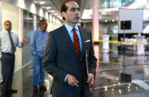 Fernando Berguido, el exdirector del diario La Prensa. Foto/Archivos