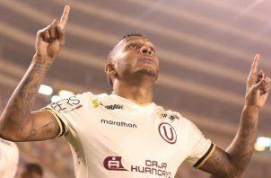 Negrito Quintero es uno de los jugadores más populares de Universitario.