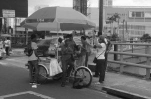 Recuperar los espacios públicos no es una tarea fácil, y como ha ocurrido en el pasado, habrá mucha resistencia ciudadana. Foto: Víctor Arosemena. Epasa.