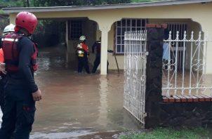 Se reportaron inundaciones.