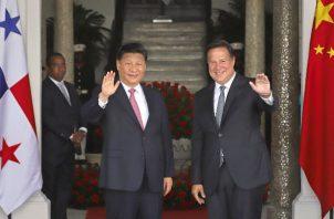Las autoridades de China y Panamá reanudarán actividades diplomáticas en 2017./Archivo