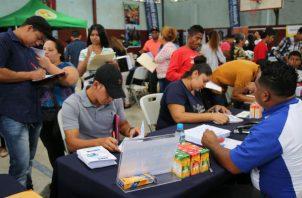 El desempleo juvenil hasta agosto pasado  fue de 57.1%.