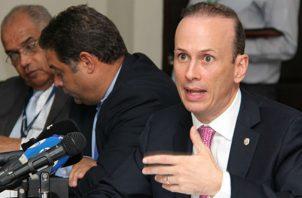 Iván Zarak asegura que medios de comunicación quieren afectar las relaciones diplomáticas entre Panamá y China. Foto: Panamá América.