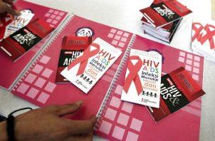 """Hoy realizarán el lanzamiento de la campaña de prevención, """"Infórmate, hazte la prueba, cuídate, el VIH es para siempre""""."""