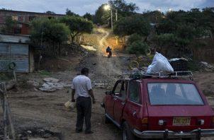 Este problema no ha podido ser arreglado, a pesar del fin de la guerra civil colombiana. Foto de la ONU