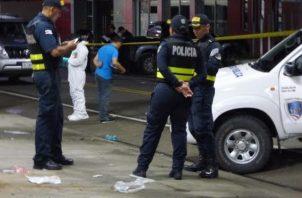 La situación que vive el área de Punta Arenas cerca a la frontera panameña preocupa a la policía ya que, según dijeron, también se reportan varios casos de tentativas de homicidio en estos últimos meses.