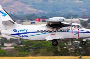 Skyway Airlines ha invertido más de $60,000 para la apertura de esta nueva ruta entre trámites y mercadeo del destino.