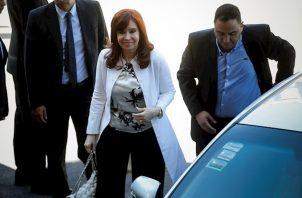 """Fernández afirmó este domingo que el juicio ha estado plagado de """"mentiras, difamaciones y descalificaciones"""" hacia su persona."""