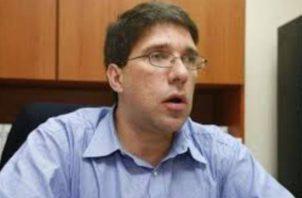 """Juan Antonio Ducruet habría mantenido diferencias """"agrias"""" con José Gabriel Carrizo."""