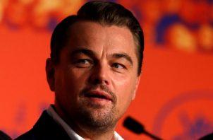 Leonardo DiCaprio. Foto: EFE