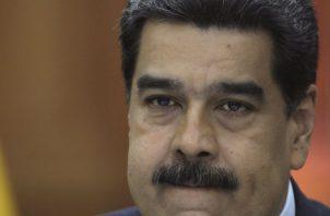 """Maduro  llamó """"ridículo"""" y """"porky"""" a su par colombiano, Iván Duque. Foto: Archivo/Ilustrativa."""