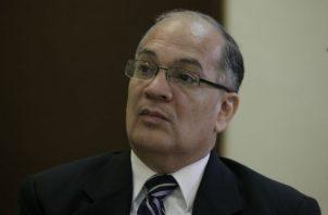 Rigoberto González, procurador de la Administración.