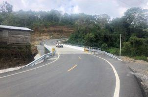 Proyectos carreteros ya presentan avances.