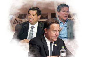 Jorge Alberto Rosas le pedía a Juan Carlos Varela que intercediera para salir exonerado del escándalo Odebrecht.