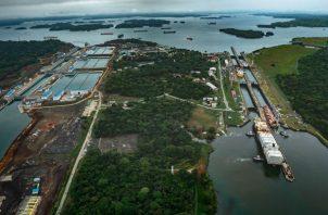 El Canal aporta más de mil millones al Tesoro Nacional todo los años. Foto/Archivo