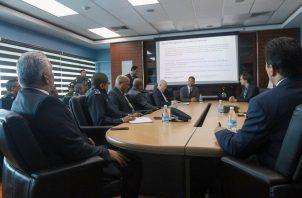 El ministro ministro de Seguridad Pública encargado, Ivor Pitti, destacó que las cámaras serán instaladas en diferentes áreas estratégicas del aeropuerto.