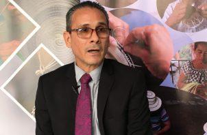 Leonardo Uribe, director general del Registro de Propiedad Intelectual del Mici dio la noticia. Juan Carlos Lamboglia