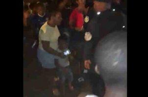 Acusan a Policía de matar perro en San Miguelito. Foto/Redes