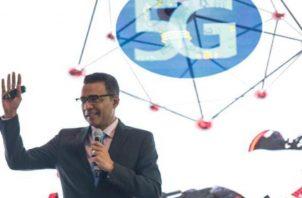 Mohamed Madkour habla de las ventajas de implementar la tecnología en la región. Cortesía