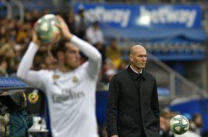 Zidane no hará prohibiciones a sus jugadores Foto EFE