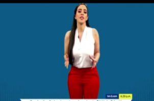 """El segmento """"Tás clarito"""" de TVN da oportunidad a los jóvenes."""
