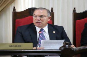 El alcalde capitalino tiene un renglón de servicios personales./ Archivo