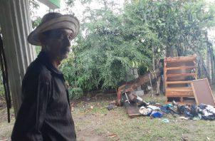En el área de Las Cabras de Pesé fue el siniestro. Foto: Thays Domínguez.