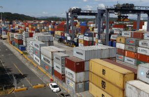 La guerra comercial con Estados Unidos continúa afectando a las manufacturas chinas.