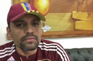 """Illich Sánchez fue uno de los """"huéspedes"""" de la embajada panameña. AP"""