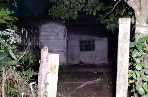 La oficina de Seguridad del Cuerpo de Bomberos de Panamá inicia las investigaciones para conocer la causa del incendio. Foto/Eric Montenegro