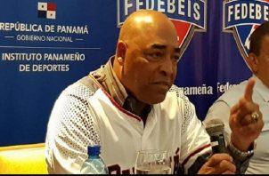 Luis Ortiz. Foto:Fedebeis