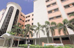 Se modificará el pliego de cargos, para la licitación de los alimentos en el Hospital Santo Tomás.