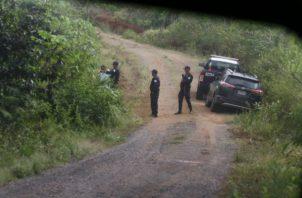 Un hombre de nacionalidad dominicana fue arrestado.