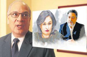 Las declaraciones de Tacla Durán podrían vincular a Juan Carlos Varela y a Kenia Porcell con el caso Odebrecht. Foto: Panamá América.