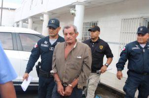 Hombre señalado de violación puesto en detención preventiva. Melquiades Vásquez.