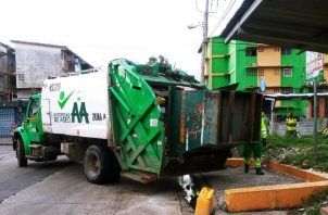 Más de $195 mil costará la lavada de cada camión de la Autoridad de Aseo Urbano y Domiciliario. Twitter