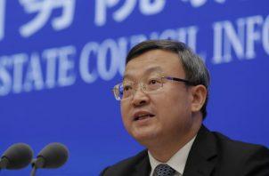 El viceministro de Comercio, Wang Shouwen. EFE/Wu Hong/Archivo