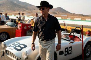 """Matt Damon es versión matizada del diseñador de autos Carroll Shelby, en """"Contra lo Imposible"""". Foto/ Merrick Morton/20th Century Fox."""