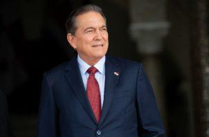 Laurentino Cortizo utilizó el tema de la transparencia como bandera política en la época electoral. Foto: Panamá América.