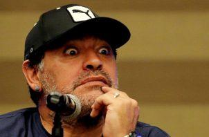 Maradona vuelve a estar bajo la lupa.