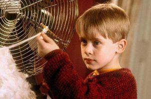 Película 'Mi pobre angelito', protagonizada por Macaulay Culkin.  Tomada de internet