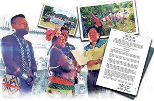 25 solicitudes de titulaciones colectivas de indígenas, con  aproximadamente medio millón de hectáreas de bosques, siguen sin lograr aval legal.