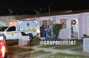 Asesina a mujer en Panamá Este. Foto/Cortesía